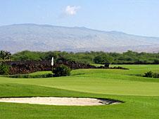 Big Island, Kohala Coast, Mauna Lani golf course