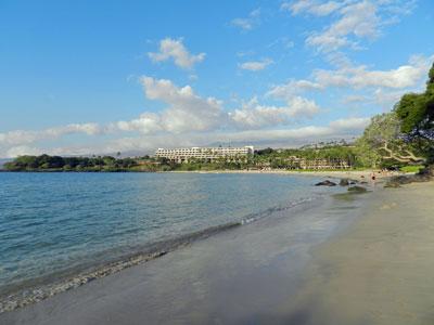 Mauna Kea Beach Hotel on the Big Island, Hawaii