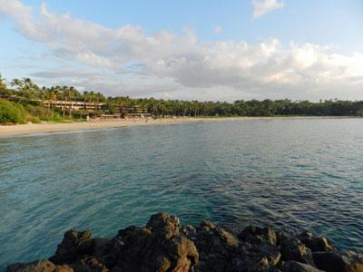 Mauna Kea Beach - Kauna'oa Beach, Hawaii Island