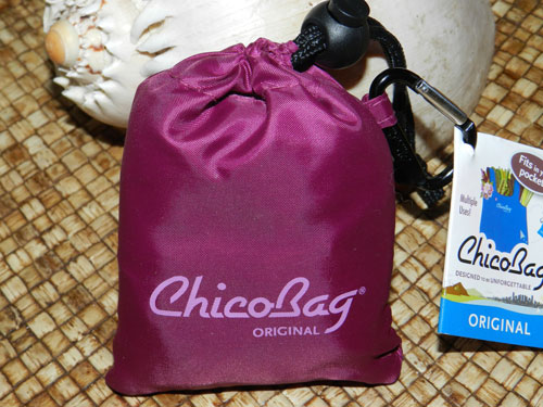 Our Hawaii guests at Aloha Vacation Cottage receive one BONUS ChicoBag