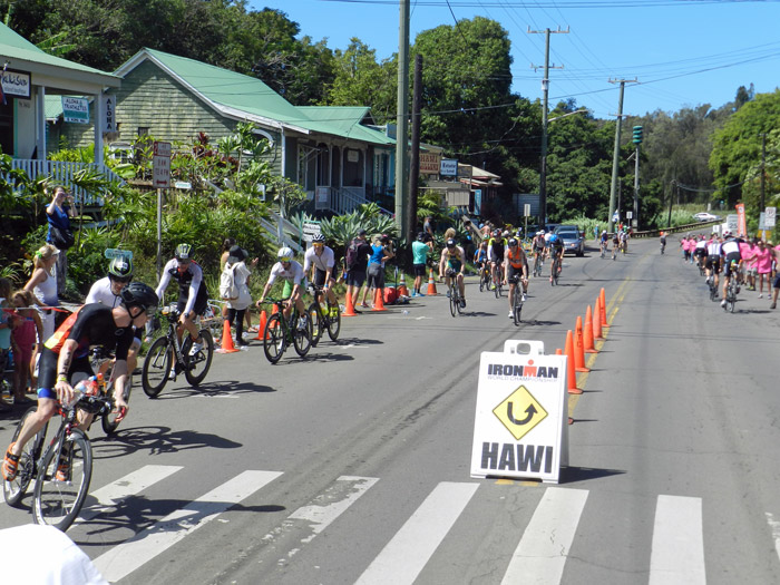 Ironman 2016 in Kailua Kona, Hawaii Island