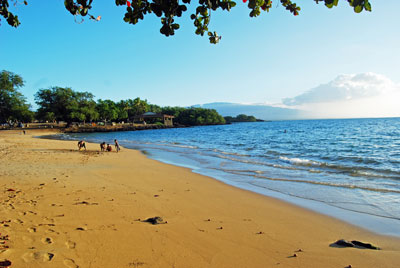 Spencer Beach Park only 10 minutes from Aloha Vacation Cottages