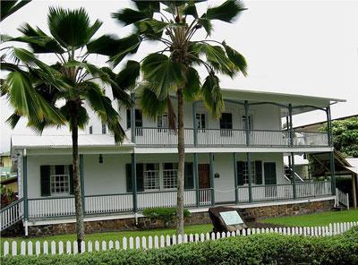Lyman House, Hilo, Big Island, Hawaii