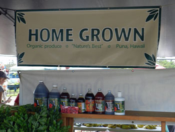 Hilo Farmers Market, Big Island, Hawaii