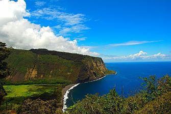 Hawaii Big Island Rental, Waipio Valley Lookout