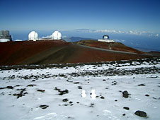 Big Island, Mauna Kea Observatories