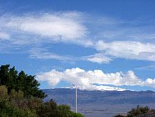 Big Island, Kohala Coast, view of Mauna Kea