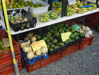 Waikoloa Farmers Market, Big Island, Hawaii